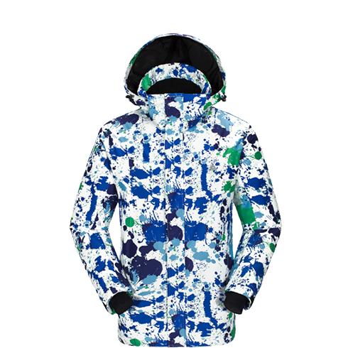 户外滑雪服男款加厚保暖单双板登山滑雪服透气雪服