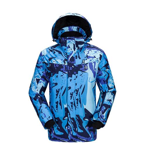 雪服户外防风防水保暖雪服套装