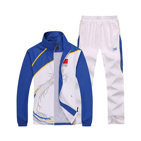 运动服套装男女团体校服学生运动会出场服