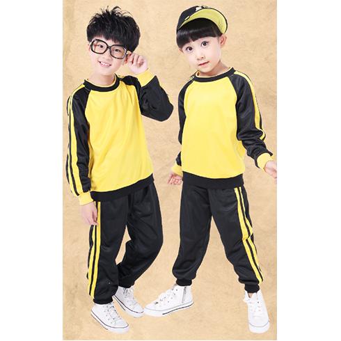 小学生校服休闲时尚棒球服