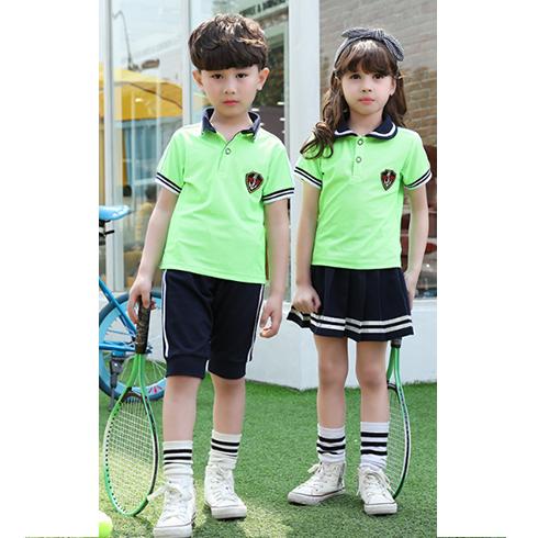 中小学生校服幼儿园园服班服裙装套装